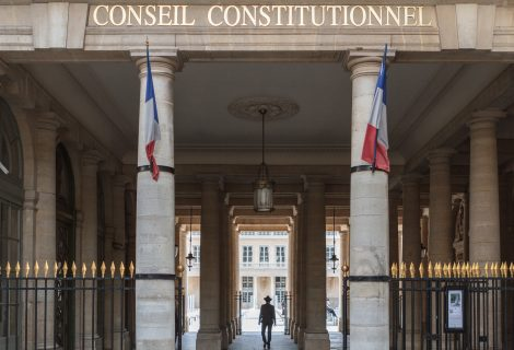 Conseil Constitutionnel BRUSCHI